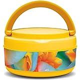 Milton Small Bite Lunch Box, Yellow ,(EC-THF-FTT-0033_YELLOW)