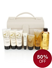 Royal Jelly Large Vanity Case Gift Set