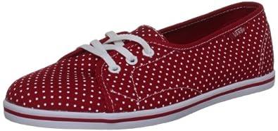Vans Leah Kids shoe Polka Dot/True Red/True White,