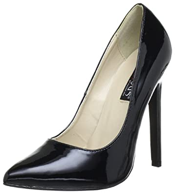 High-Heels-High-Heels-Pumps: Pleaser EU-SEXY-20 SEXY20/B Damen Pumps