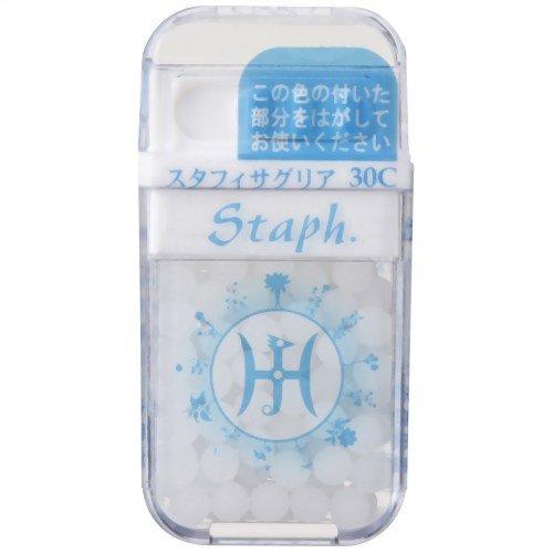 ホメオパシージャパンレメディー 基本35 Staph. スタフィサグリア 30C 大ビン