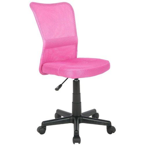 Chaise Bureau Rose Pas Cher