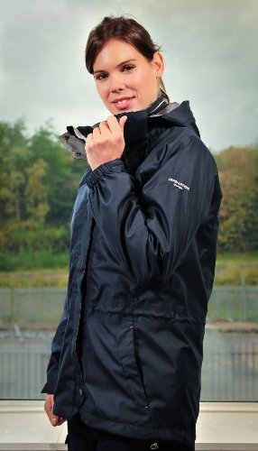 Womens Madigan 3 in 1 Jacket COLOUR Navy SIZE 8