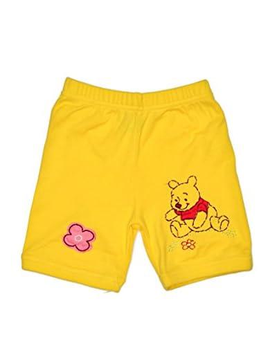 Fantasy Store Shorts Winnie The Pooh Baby Girl [Giallo]