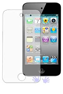 Generic MC0097 Screen Protector for Apple iPod Touch 4th Generation - Non-Retail Packaging - Clear