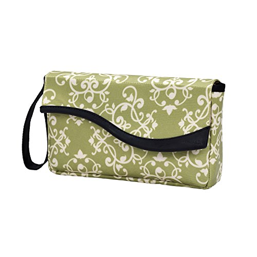 Portable Anytime Is The Right Time Diaper Change Pouch (Nature Green)