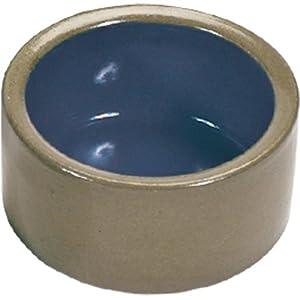 Super Pet Stoneware Pet Bowl, 5-Inch