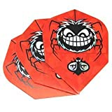 Harrows Hologram Dart Flights Angry Spider Set of 3