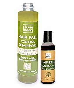 Hair Fall Control Treatment Care Combo