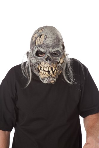 California Costumes Men's Ani-Motion Masks - Muckmouth Ripper Mask