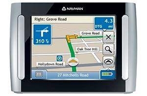 Navman S30 Satellite Navigation Unit With UK & Ireland Mapping