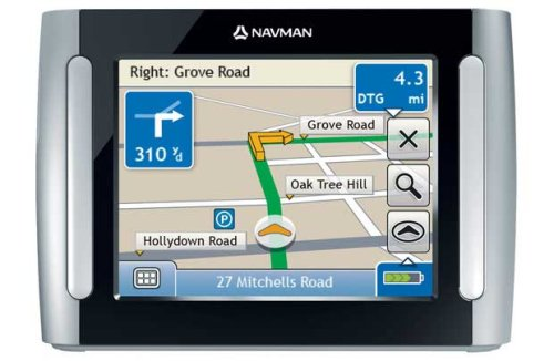Navman S30 Satellite Navigation Unit