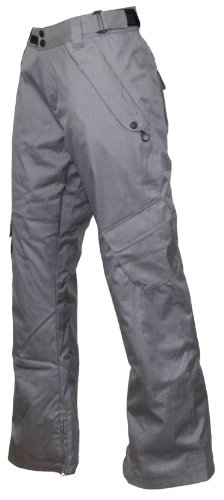 Rawik Women's Deluxe Cargo Pant, Gray Level II, Large