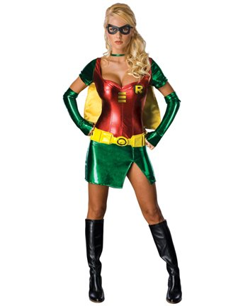 Batman Secret Wishes Robin Costume from Rubie?s Costume Co