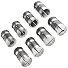 Hardinge 3J 8 Piece Collet Set