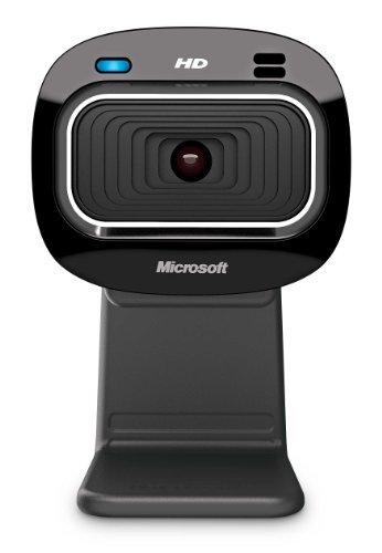 Microsoft LifeCam HD-3000 (Skype zertifiziert) [alte Verpackung]