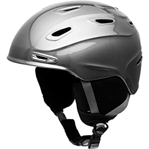 Smith Optics Aspect Helmet (Medium/55-59-cm, Graphite)