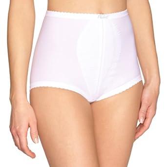 Playtex Incroyable - Culotte Gainante - Uni - Femme - Blanc - FR : 40 (Taille Fabricant : 40)