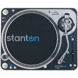 Stanton T.120CX T120C Direct DriveTurntable DJ