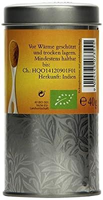 Sonnentor Kurkuma gemahlen Streudose, 1er Pack (1 x 40 g) - Bio von Sonnentor auf Gewürze Shop