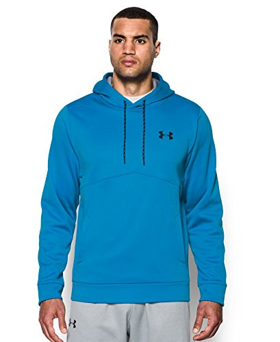 Under Armour Men's Storm Icon Hoodie, Brilliant Blue (787), Small