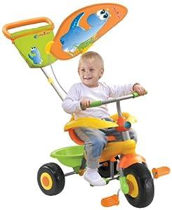 Smart Trike Candy (Orange/ Green / Yellow)