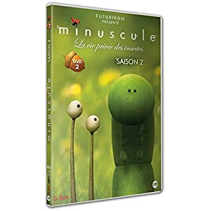 Minuscule : la vie privée des insectes - Saison 2, DVD 2