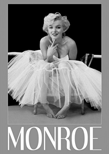 Marilyn Monroe Carte postale - Ballerina (15 x 10 cm)