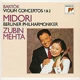 バルトーク:ヴァイオリン協奏曲第1番&第2番の商品写真