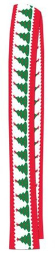 Forum Novelties Women's Christmas Trees Scarf