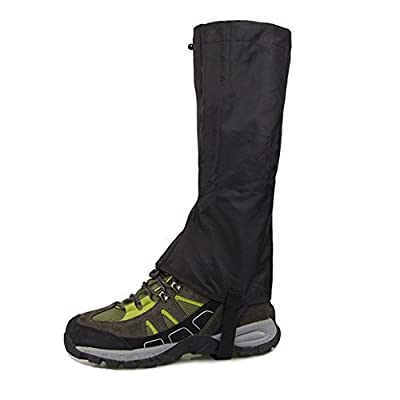Outdoor Hiking Durable Waterproof Highly Breathable Warm Double-deck High Gaiters