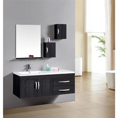 Meuble salle de bain wenge pas cher - Amazon meuble de salle de bain ...