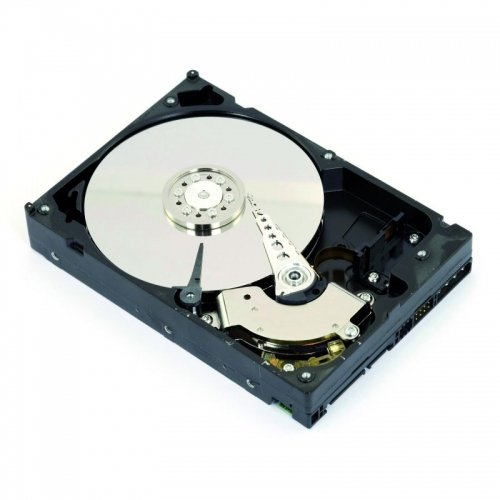 """Intenso Hard Disk Interno 3.5"""" da 4TB, 7200 RPM, SATA III, 64 MB Cache, Nero"""