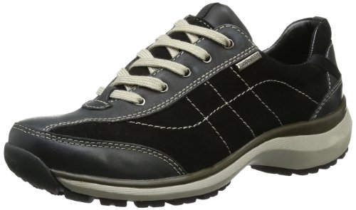 Josef Seibel Womens Gabriele 09 Low Top Black Schwarz (schwarz 600) Size: 3 (36 EU)