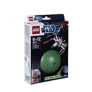 Lego Star Wars - 9677 - Jeu de Construction - X-Wing Starfighter et Yavin 4