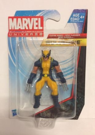 "Marvel Universe Classic Series 2.5"" Wolverine - 1"
