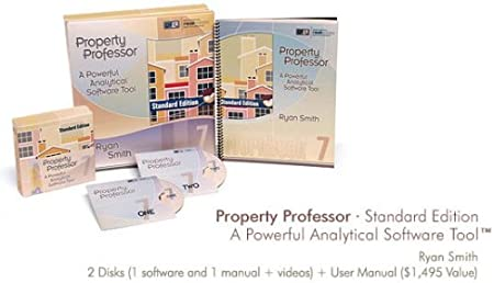 Property Professor - A Powerful Analytical Software Tool for Real Estate Investors