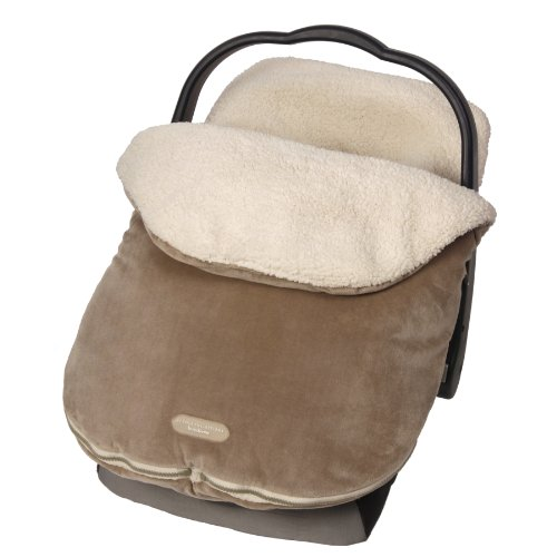 Jj Cole Original Infant Bundleme, Khaki, Infant front-1020704
