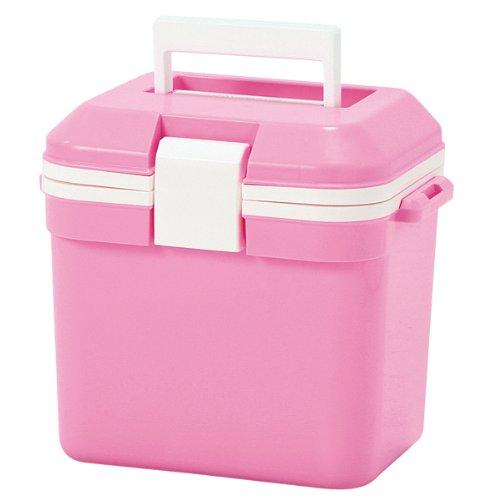 Caja del refrigerador de Yancey Virginia # 10 (7 L) Rosa VIR #10PI