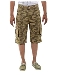 BR Club Men's Cargofit Shorts - B010VKV86S