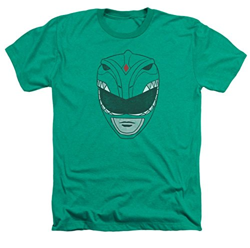 Mighty Morphin: Power Rangers - Green Ranger Heather T-Shirt