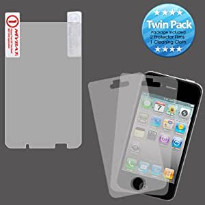 MyBat HTC Freestyle Screen Protector Twin Pack - Retail Packaging - Clear