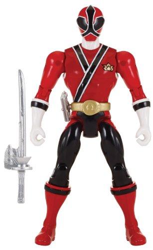 Power Rangers Super Megaforce - Samurai Red Ranger Action Hero, 5-Inch
