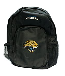 Jacksonville Jaguars Back Pack Southpaw Style Made of Extra Durable Nylon Mesh Pockets
