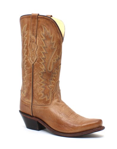 Old West Boots Women's LF1529 Leather Boots