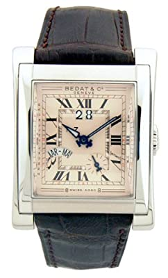 Bedat No. 7 Steel Mens Watch 777.010.800