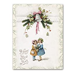 Belles - 2-sided Christmas Gift Tags (set of 6)
