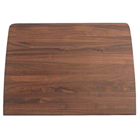 Blanco 440156 Walnut Wood 14-Inch-by-20-1/2-Inch Cutting Board