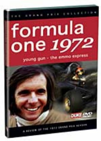 Formula 1 Review 1972 [DVD]