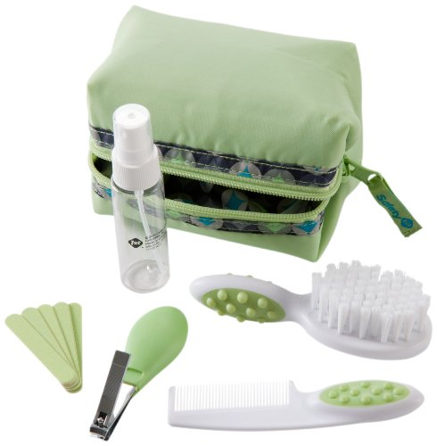Safety 1st 1st Grooming Kit, Spring Green